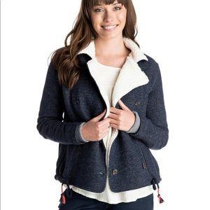 Roxy Sherpa Street Dancer Coat XL